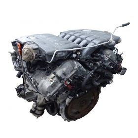 Engine motor AUDI A8 D3 W12 6.0 type BHT