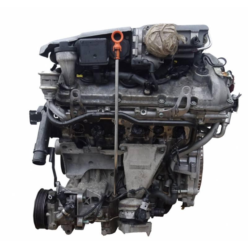Engine Motor Audi A8 D3 W12 6.0 Type Bht, Sale Auto Spare