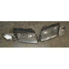 2 phares / optiques avant pour VW Passat 3B1
