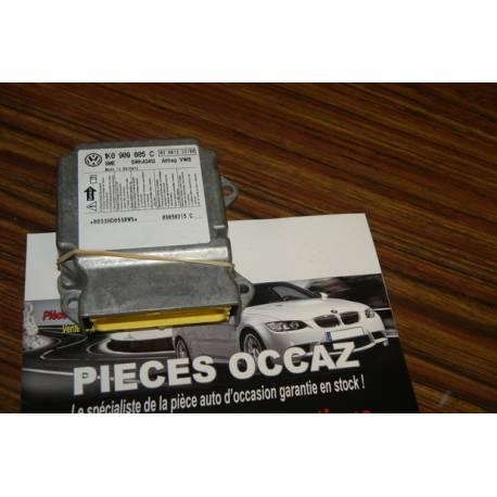 Calculateur d'airbag ref 1K0909605C Sme 5WK43413