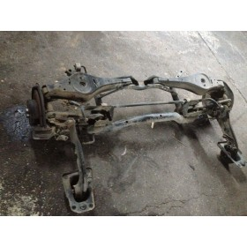 Complete axles sold without brake for Seat Leon 2