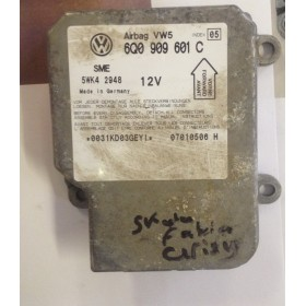 Calculateur d'airbag ref 6Q0909601C SME 5WK4-2948 5WK42948