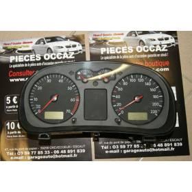Compteur / combiné porte-instruments pour VW Golf4 ref 1J0919860 / 1J0919860X