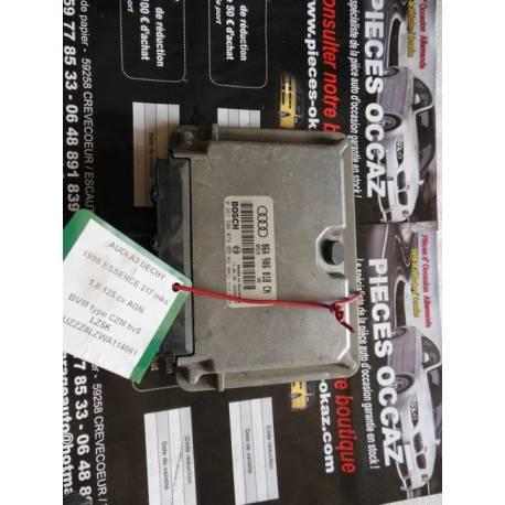 Calculateur moteur 06A 906 018 CN