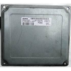 KOMPUTER SILNIKA / STEROWNIK Ford Focus 1.6 ref 7M51-12A650-BBC 7M5112A650BBC