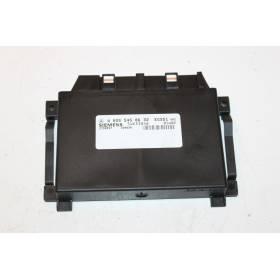 CALCULATEUR DE BOITE A0255450632 MERCEDES ML W163 2.7 11174 Siemens 5WK33846