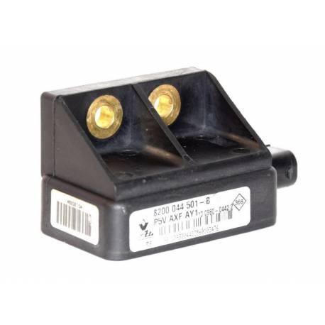 Capteur lacet Renault ref 8200044501B 8200044501-B