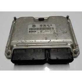 Engine control / unit ecu motor Skoda Octavia 038906012HA 0281011309