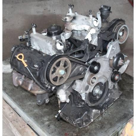 Moteur V6 TDI 2.5 type AKE 180 cv