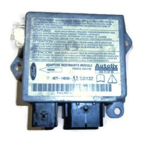 Airbag control unit FORD MONDEO MK3 4S7T14B056AA