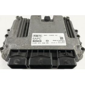 Calculateur moteur Mazda ref 1.6 3M61-12A650-AC 0281011534 6APC