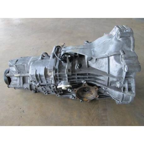 5-speed manual gearbox type DVT / DHN