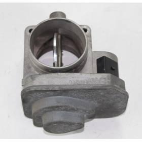 Boitier ajustage / Unité de commande du papillon 1.9 SDI ref 038128063C / 038128063A / 038128063J ref PIERBURG  7.14309.09.0