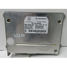 Modul bluetooth MERCEDES W211 A2118703226 2118200885