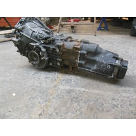 6-speed manual gearbox Quattro for AUDI A4 S4 type DSY / FRQ
