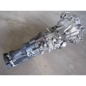Boite de vitesses mécanique 6 rapports pour V6 TDI 150 cv QUATTRO type FTF / DQT