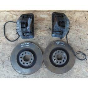Kit frein avant conducteur / Etrier avant passager Audi A3 S3 8P 3,2 / VW GOLF V R32 345mm