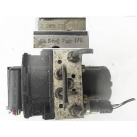 Bloc ABS / Unité hydraulique BMW X5 E53 4.4i 286 cv ref 3451.6755074 Bosch 0265225009