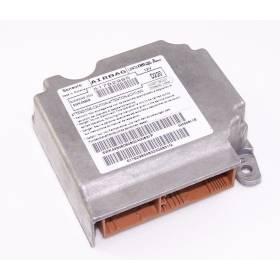 Calculateur airbag Fiat 500 Siemens VDO ref 51782985 5WK43908 51848079 5WK43908 51867767 5WK43908 51866816 5WK43906