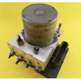 ABS unidad de control NISSAN Qashqai 47660JD01D Bosch 0265951223 0265230686