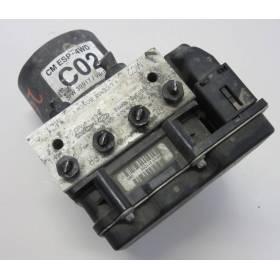 ABS unit HYUNDAI Santa Fe 589102B850 Bosch 0265950525 0265235070