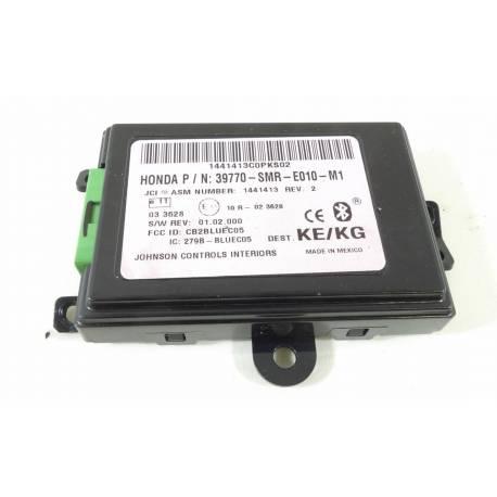 Boitier interface bluetooth Honda Civic ref 39770-SMR-E010-M1 39770SMRE010M1