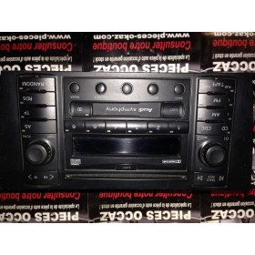 car radio cd for audi a4 b5 ref 8d0035195 sale auto spare. Black Bedroom Furniture Sets. Home Design Ideas