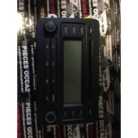 Autoradio RCD 300 pour VW ref 1K0035186G