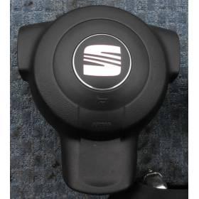 Airbag unit driver Seat Leon 2 / Toledo / Altea ref 1P0880201D / 1P0880201K 1MM