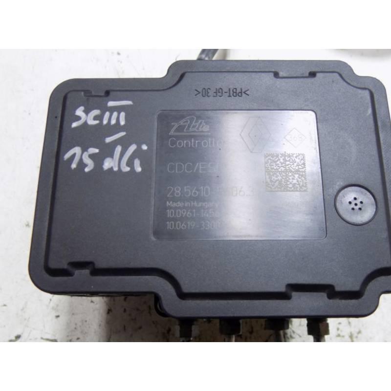 ABS Pumpe Renault 476608247R 10021203404 000405104D0 10096114113 10061930431