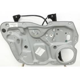 Mécanisme lève-vitre avant conducteur sans moteur pour VW Touran ref 1T1837461A 1T1837461B 1T1837729AE