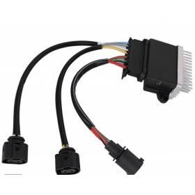 Calculateur pour ventilateur radiateur Audi A4 A5 A6 Q3 Q5 ref 8K0959501C 8K0910501D 8K0959501G