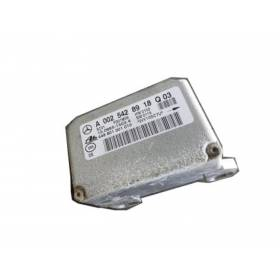 Capteur combiné d'accélération MERCEDES W203 A0025428918 0025428918 Q03