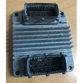 ENGINE CONTROL UNIT ECU CHEVROLET LACETTI ref 94580123 XADJ
