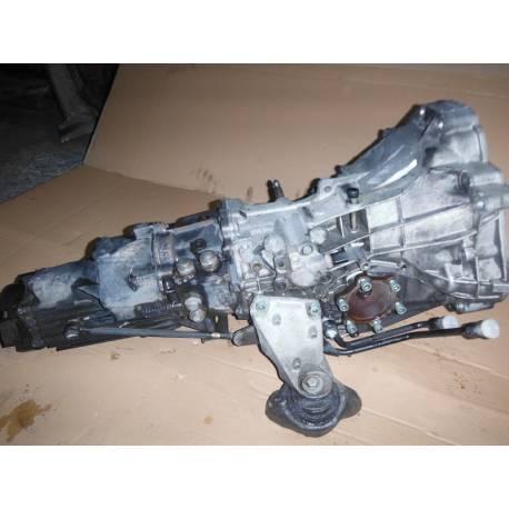 Boite de vitesses mécanique 6 rapports quattro pour Audi A6 Allroad FTH / EHT /  FGZ