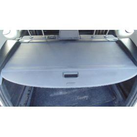 Plage arrière / Couvre coffre coloris noir pour Seat Altea XL