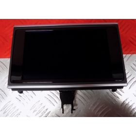 Display unit screen MMI Audi A6 A7 ref 4G0919607 4G0919607C 4G0919607E 4G0919607H