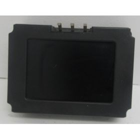 Ecran / unité d'affichage  OPEL OMEGA B FL C ref 24400698 Siemens 5WK70123