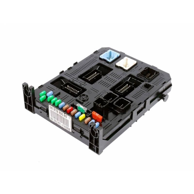fuse box module bsi peugeot 307 1 4 1 6 2 0 16v hdi