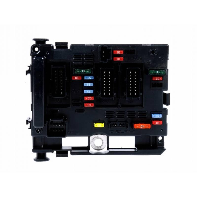 Fuse Box Module Bsm Peugeot 207 1 4 1 6 2 0 Hdi Sale Auto Spare