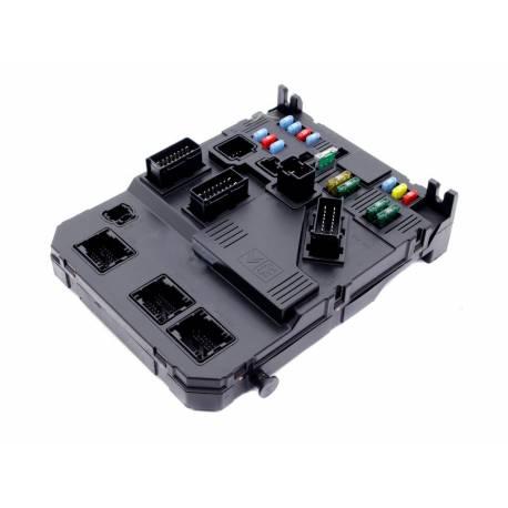 Fuse box module bsi peugeot 407 1 8 2 0 2 2 16v, sale auto spare part on  pieces-okaz com