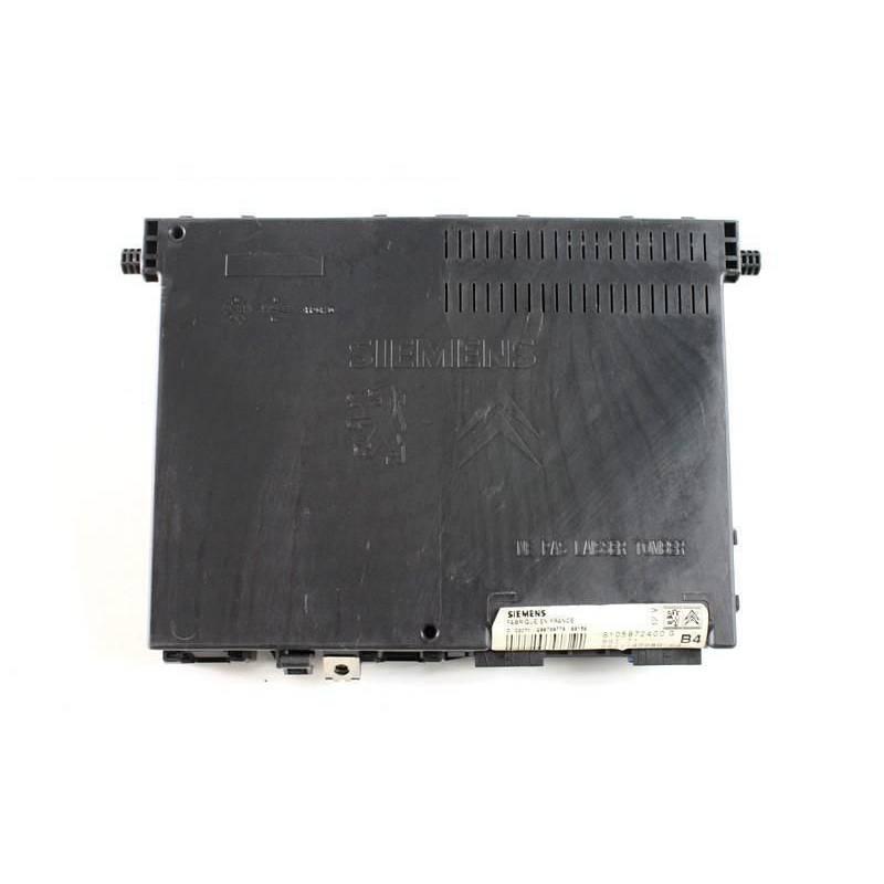 Fuse Box Module Bsi Peugeot 206 1 4 1 6 2 0 Hdi 1 9  Sale