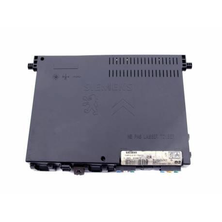 fuse box module bsi peugeot 206 1 9 d dw8 siemens