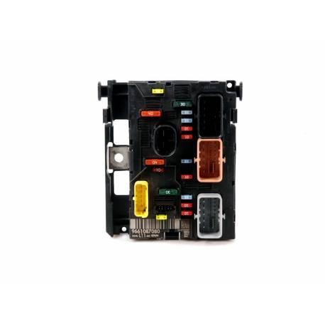 fuse box module bsm peugeot 307 01-08