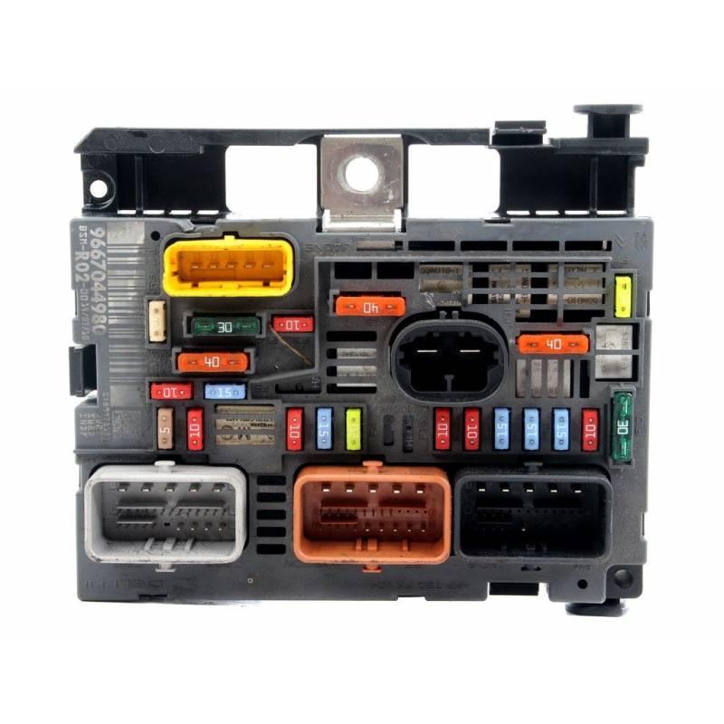 Fuse Box Module Bsm Citroen C4 Picasso C5 Iii C6  Sale