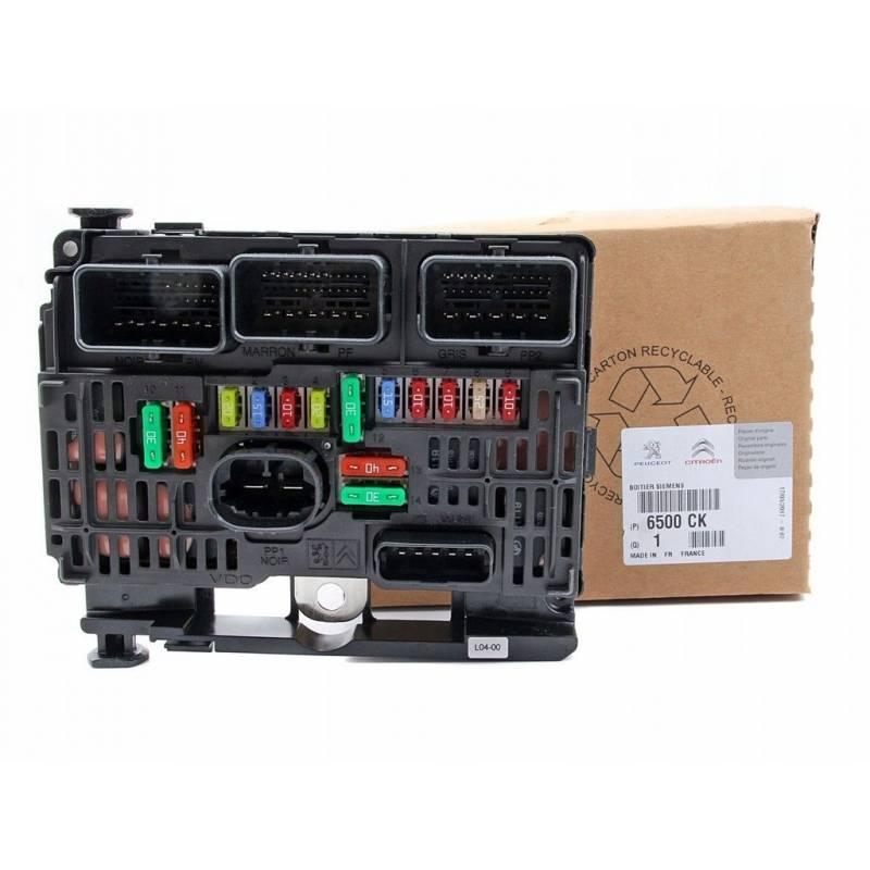 fuse box module bsm peugeot 307 1 4 1 6 2 0 16v hdi