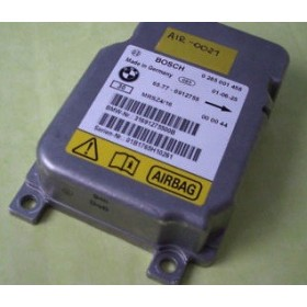 AIRBAG CONTROL MODULE ECU BMW 3 E46 E53 ref 6912755 Bosch 0285001458