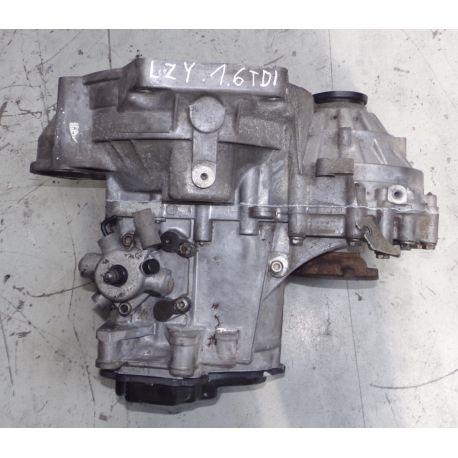 Gearbox vw caddy 1 6 tdi type mzm lzy mhz, sale auto spare part on  pieces-okaz com