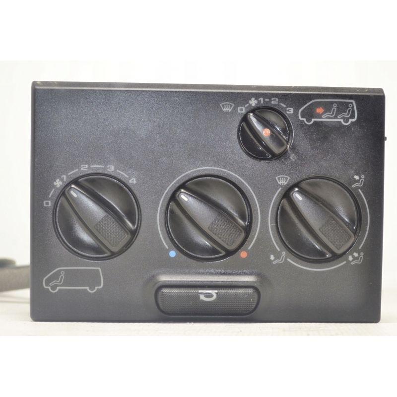climatronic commande de chauffage vw t4 california ref. Black Bedroom Furniture Sets. Home Design Ideas