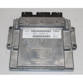 Engine control / unit ecu motor FORD C-MAX 1.8 16V 7M51-12A650-VC